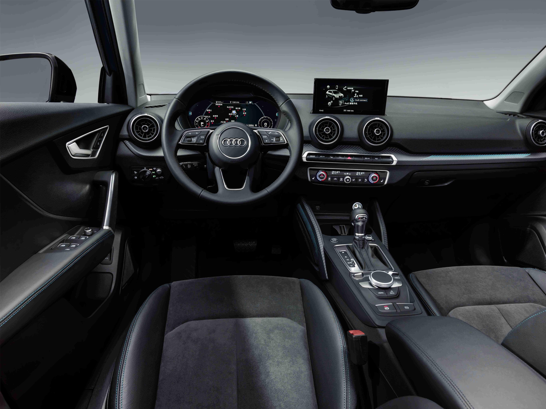 2.全新奥迪Q2L以潮酷设计、灵动驾趣和智能装备开辟高档A级SUV市场新起点
