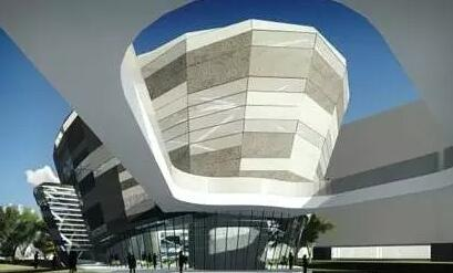 深圳风雨连廊概念设计